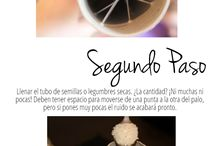 DIY Hugo y Olivi