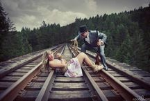 Engagement photography / by Alexandria Snow