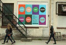 Poster / Advertising / by Elisa Winata
