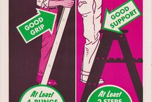Vintage Safety Ads