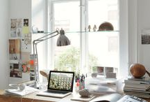 Office Sundry / Desks, chairs and other office necessities. What makes you happy at work?