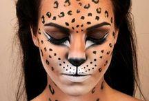 Karnevals Masken
