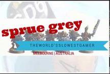 Sprue Grey TV