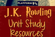 Harry Potter Literacy Unit of Work