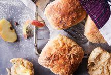 Juurekset leivonnassa