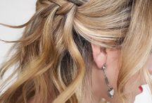 Wedding Hair Ideas / General ideas for my wedding hair - will have a tiara and my dress is strapless