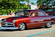 1950 ford coupe cool cars