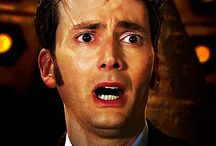 david tennant / doctor who