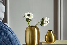 Trend | Blue & Brass
