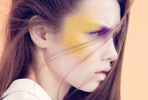 Colourfull make up