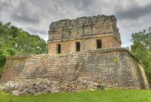 Chichen Itza i Palenque