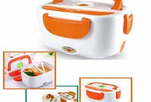 Electric Lunch Box With Spoon Cable