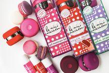 Le Mini Macaron - Gel Manicure Kits