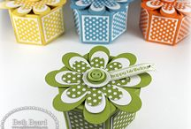 3D Stampin' Up! projects / by Sarah Piggott