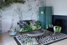 Deco // Inspiration Tropicale