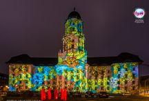 Stadthaus / FESTIVAL OF LIGHTS 2016