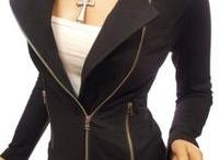 Coats/Jackets / by Olga Noriega