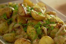 Potatoes, Rice & Polenta / Great side dishes!