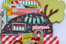 PHOTOPLAY mini albums / awesome mini albums featuring PhotoPlay papers and products