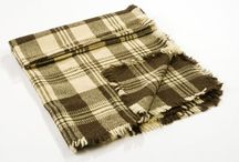 woollen blankets and carpets