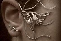 Earings/Ear cuff