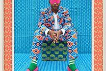 Art | Design: African Textile Portraiture