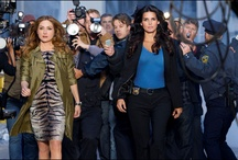 Rizzoli & Isles  / Rizzoli & Isles follows Boston detective Jane Rizzoli (Harmon) and medical examiner Maura Isles (Sasha Alexander), complete opposites and good friends who solve crimes and bust some of Boston's most notorious criminals. Catch the Season Premiere June 5th at 9/8c on TNT! / by Warner Bros. Word