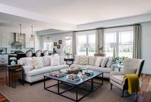 Old Town Interiors / Stunning interiors of Old Town homes or the creations of Old Town designers . . .