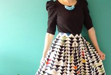 Sewing Inspo - Skirts