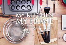 My Kitchen My Home / Everything kitchen! <3