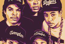 My legends (black heros)