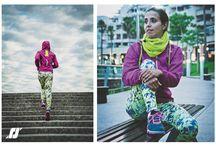 APPAREL FOR TRAINING WOMEN - AW 2015 / Campaña Otoño - Invierno 2015 - Indumentaria deportiva para mujer con tecnologías exclusivamente pensadas tanto para deportistas de alto rendimiento como para deportistas amateurs.