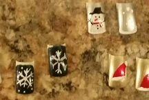 Who did you're..Holiday Nails / Holiday Nail art