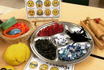 Teaching (kindergarten loose parts)