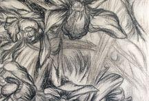 Benson Artworks 2 / Drawings