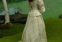 Hand Made Dolls / Doll inspiration and art! X