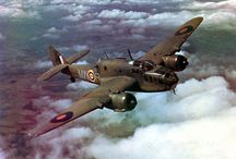 Bristol Beauforts / Torpedo bomber