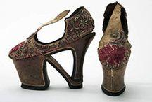 18th c shoes