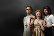 Bring Back The Borgias / All about the scandalous Borgias ~ Loved the series,  we need a season 4, 5...Different from the actual Borgias, but somewhat depicts the actual family for our modern time.  The series was fabulous and I love the actors!