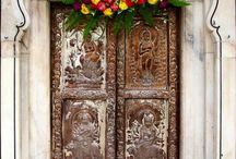 Panjabi decor