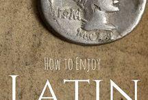 LATIN language tuition
