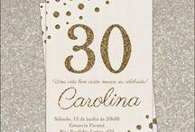 Aniversário de 30 anos