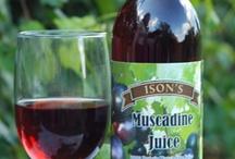 Delicious Muscadine Beverages