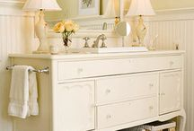 master bathroom / by Stephanie Singley