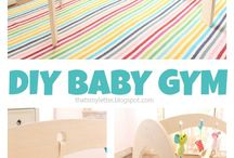 Baby Gym - DIY
