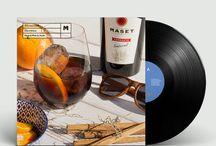 Del Vino al Vinilo / Experiencias gastroauditivas para potenciar los aromas y sabores del vino basadas en los estudios de Charles Spence y Qian Janice Wang de la Universidad de Oxford.