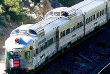 Trail Blazing Trains