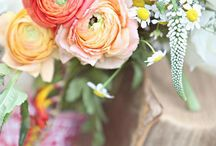 Parties: Floral Inspiration / by Allison Leutner