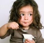 Kiddie food