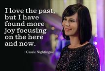 Cassie - The Good )O( Witch